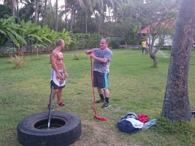 10 Days Bali Martial Arts and Functional Training