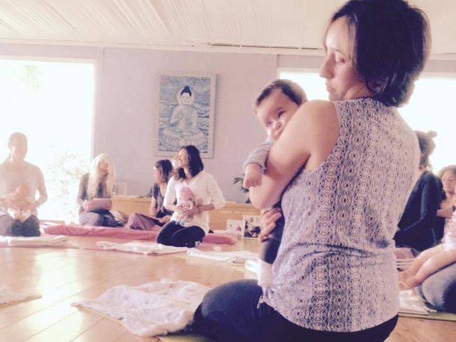 6 Days Motherhood Yoga Retreat in Barcelona, Spain