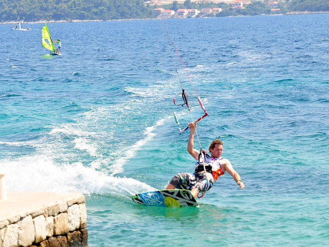 7 Days Camping and Kitesurfing Croatia