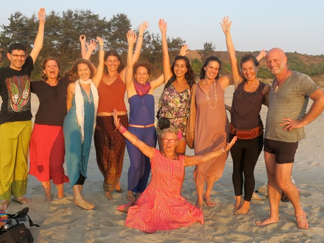 8-Daagse Harmony Yoga in India