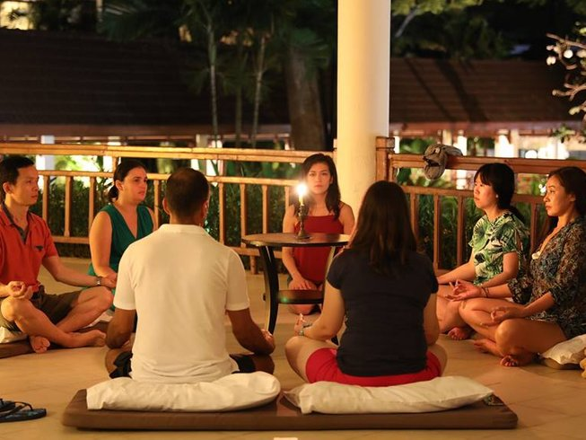 6 Days Luxury Meditation and Yoga Retreat in Rayong, Thailand
