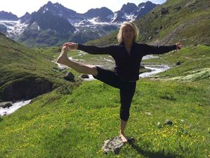 8 Days Family Hiking and Yoga Retreat in the Alps, Austria