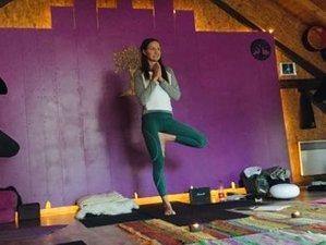 3 jours en week-end de yoga, jeûne et détox avec jus et thés, Vosges