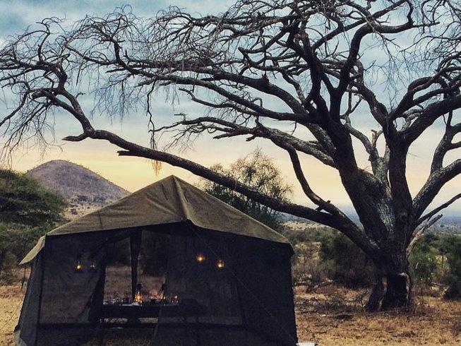 8 Days Horseback Safari in Tanzania