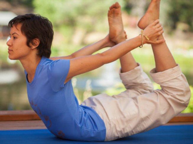 6 días retiro de yoga para principiantes en California