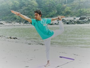 15 Days 100-Hour Yoga Teacher Training in Rishikesh, India