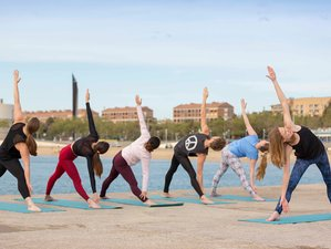 36 Day 300-Hour Hot Vinyasa and Yoga Therapy Yoga Teacher Training in the City of Barcelona