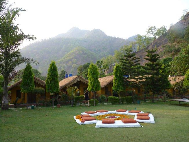 26 Days 200-Hour Yoga Teacher Training in Rishikesh, India