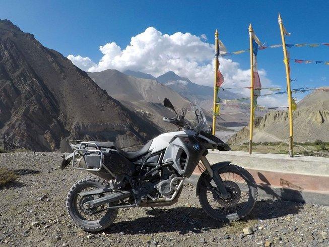 Motorcycle Tours Nepal To Tibet