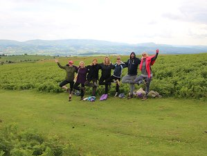 3 Days Learn Self Thai Yoga Massage and Yoga Retreat in the Black Mountains, Wales, UK