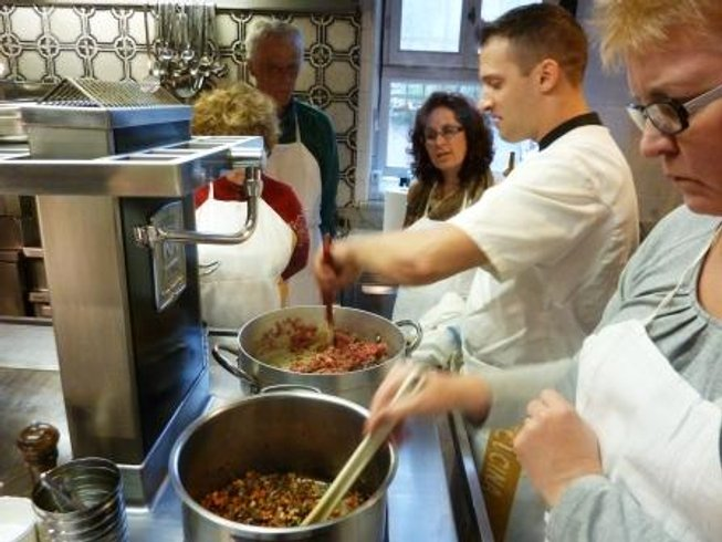 3 Days Villa Bordoni Cooking Weekend in Tuscany, Italy