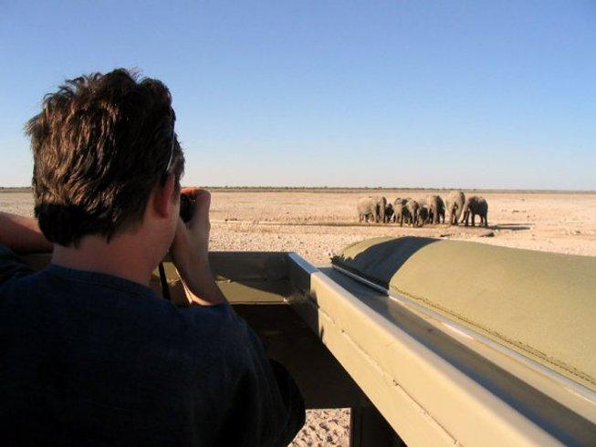 5 Days Namibia Safari in Namib-Naukluft National Park