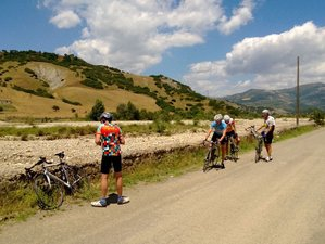 8 Days Guided Coast to Coast Bike Tour in Italy