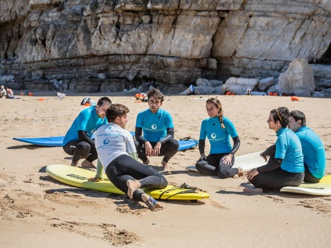 5 Days Surf Camp in Portugal