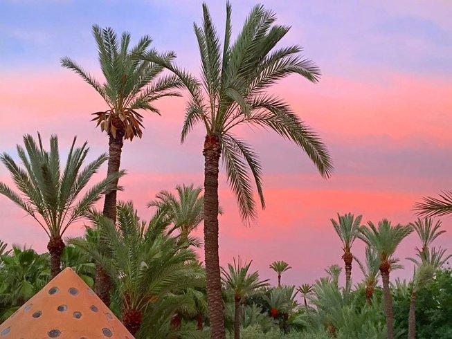 4 Days Palmeraie Luxury Yoga Retreat in Marrakesh, Morocco