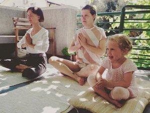 8 Tage Nahrung für die Seele Yoga Retreat in Petrovac, Montenegro