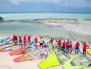 7 Days Yoga and Windsurfing Camp in Bonaire, Carribean Netherlands