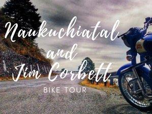 4 Day Guided Motorcycle Tour to Naukuchiatal and Jim Corbett Jungle Safari