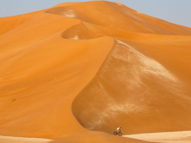 8 Tage Yoga und Mountainbike Paradies in Marokko