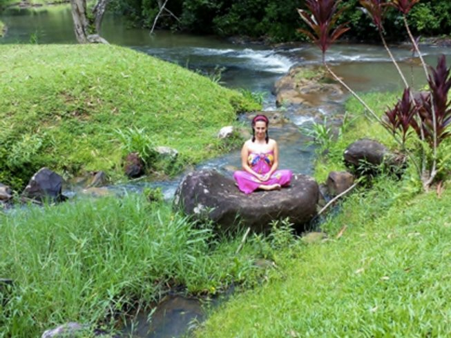 7 Days Raw Food, Meditation and Yoga Retreat Hawaii
