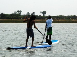 7 Days Back to Nature Surf Camp in Odisha, India