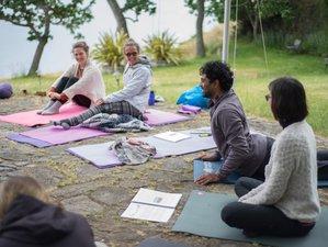 10 jours en retraite de yoga, méditation et guérison à Puntarenas, Costa Rica