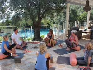6 Days Autumn Detox and Yoga Holiday in Corfu, Greece