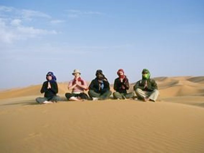 14 Days Yoga Adventure in Morocco