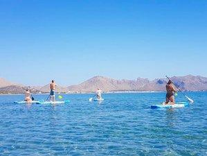 4 Days Paddle Surf & Yoga Retreat in Mallorca, Spain