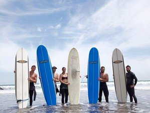 8 Day Exhilarating Eco Surf Camp Raglan, North Island