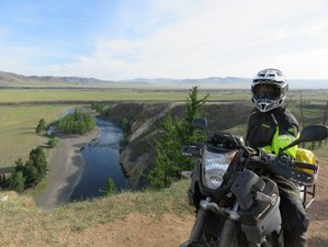 15 Days Mongolia Off Road Motorcycle Tour