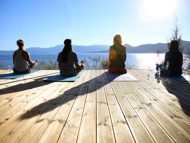 15 Days Kundalini Yoga Retreat in Palairos, Greece