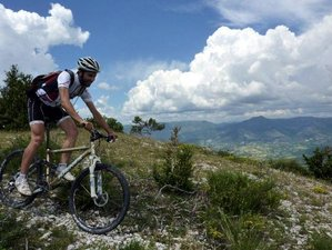 8 Days Thrilling Mountain Biking Adventure Alps to Provence, France