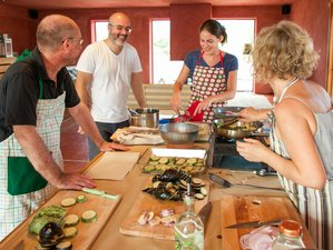 6 Day Christmas or New Year Family Culinary Retreat in an Organic Farm in Laconia, Peloponnese