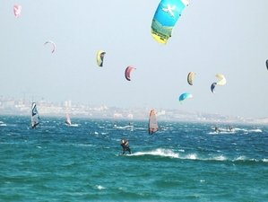 14 Days Spanish Course and Kitesurfing Surf Camp Spain