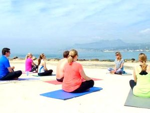 4 Day Rejuvenating Yoga Holiday in Teulada, Costa Blanca