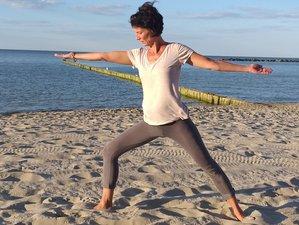 5 Tage, Love und Shine Yoga Retreat für Frauen auf der Ostseeinsel Rügen