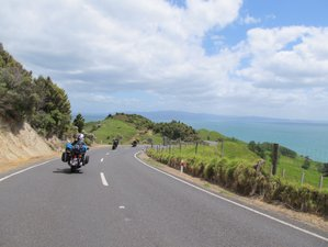 33 Days Fully-Guided North and South Islands New Zealand Supreme Motorcycle Tour