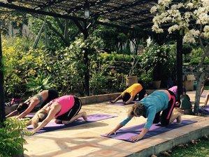 7 Day Yoga and Wellness Holiday with Mountain Hiking in Frigiliana, Málaga
