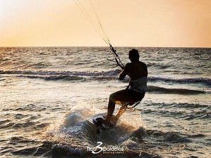 6 Days Exhilarating Kitesurf Camp in North Colombia