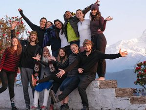 11 Day 100-Hour Multi Style Yoga Teacher Training in Pokhara, Nepal
