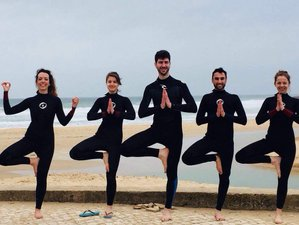 6 Days Surf, Wine, and Yoga Retreat in Lagos, Portugal