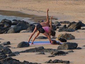 14 jours en retraite de yoga, méditation et anglais à Rishikesh, Inde