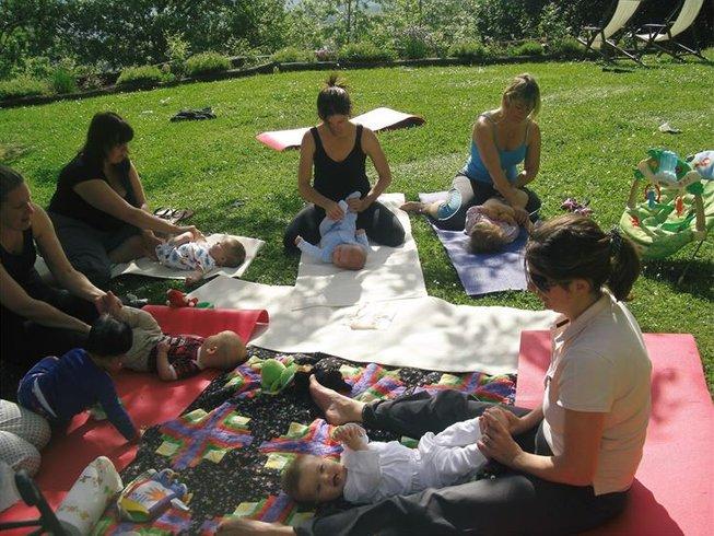 6 Days Mum and Baby Yoga Retreat in Tuscany, Italy
