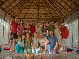 10 Day Mystical Music Retreat with Yoga, Sound Healing, and Ceremonies in Quintana Roo