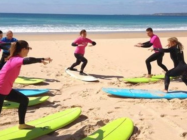 8 Days Luxury Surf and Yoga Retreat in Tavira, Portugal