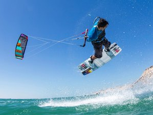 4 Days Basic Deluxe Kite Surf Camp in Manabi, Ecuador