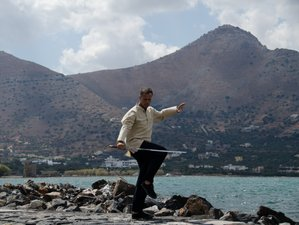 8 Days Broadsword Tai Chi Training in Crete, Greece