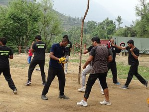 7 Days Kung Fu Training in India