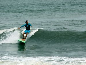 5-Daags Surfkamp in Bolivar, Colombia